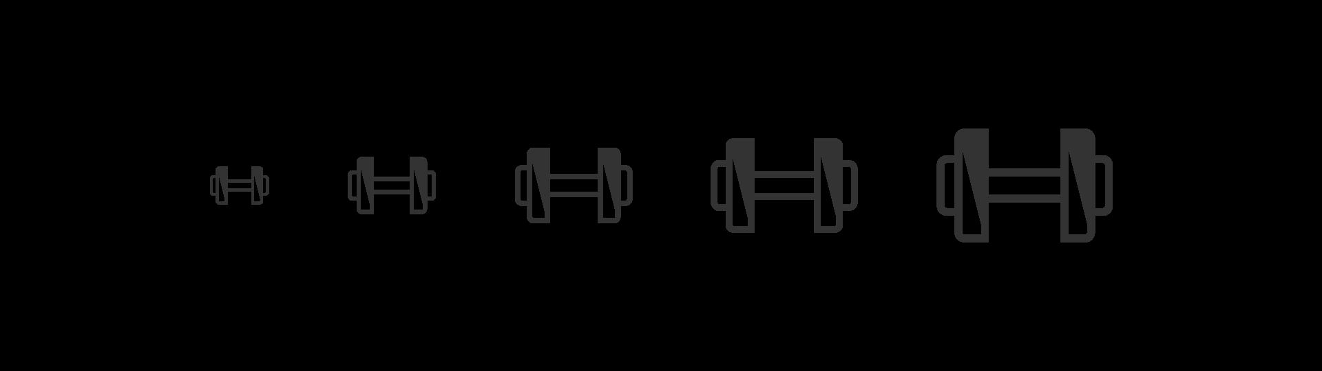 Exercise_Icon-Set_Scaleable
